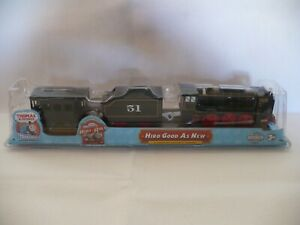 Thomas Trackmaster 'Hiro Good as KNew' engine and cars by Tomy sealed