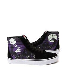 NEW Vans x The Nightmare Before Christmas Sk8 Hi Jack's Lament glow in dark shoe