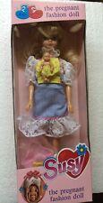 Susy The Pregnant Fashion Doll New In Box Fits Barbie Ulta Rare