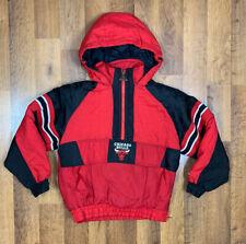 New listing Vintage Chicago Bulls Jacket 90's Youth Medium Starter style