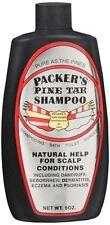 PACKER'S Pine Tar Shampoo 8 oz