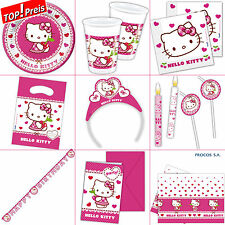 Hello Kitty - 8 Gobelets