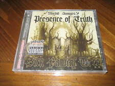 Chicano Rap CD Sick Family Tree - Presence of Truth - Adversity Zodiak Razor