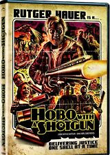 NEW 2DVD set  // Hobo With a Shotgun -   Rutger Hauer, Molly Dunsworth,