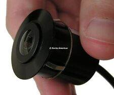 CCD SMALL EMBEDDED MOUNT WIDE ANGLE 180 DEGREE REAR VIEW BACKUP CAMERA
