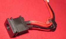 DC POWER JACK w/ CABLE HARNESS TOSHIBA L635-S3030 MOTHERBOARD SOCKET CHARGE