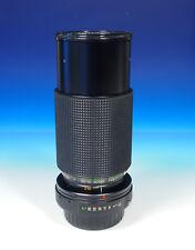 Vivitar 70-210mm/4.5 mc macro perfectamente Zoom Lens objetivamente p/K-a Pentax K -200516