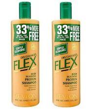 Original Revlon Flex Dry Damaged Shampoo 592 ml / 20 oz(Pack Of 2)-Free Shipping