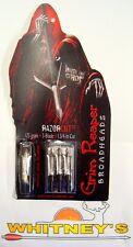 "Grim Reaper RazorCut SS Broadhead-1 3/4"" Cut- 125 Grain-1814"