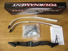 ARCHERY ALLOY RECURVE TAKEDOWN BOW 40lb DRAW RIGHT HANDED NEW MODEL SALE PRICE!!