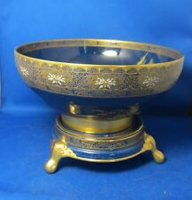 Carlton Ware New Mikado Pattern Bowl with stand - ca 1930