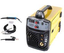 WELDINGER MIG-MAG Inverter Schweißgerät ME 200 eco + Elektroden-Schweißinverter