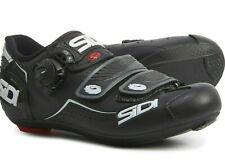 Sidi Alba Women's Road Cycling Shoes Black Size 37 / US 5.5 - Made In Italy