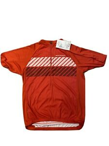 BONTRAGER MEN'S CYCLING JERSEY SIZE Medium Fitted BNWT