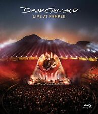 DAVID GILMOUR LIVE AT POMPEII DELUXE 2CD/2BLURAY  (Released 29/9/2017)