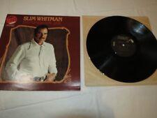 Slim Whitman Birmingham Jail 1980 RCA Records  LP Album Record