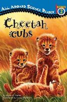 Cheetah Cubs (Penguin Young Readers, Level 3) by Ginjer L. Clarke