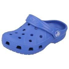 Chaussures bleus en caoutchouc pour garçon de 2 à 16 ans pointure 26