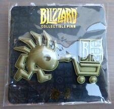 Blizzard Collectible Pin - Badge - Blizzcon - Murloc Merch