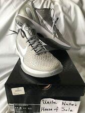 Nike Kobe 2011 Zoom VI 6 'Whiteout', Size 11.5, DS