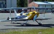 Ultimate Aircraft 10 Dash Biplane Airplane Model Replica Small Free Shipping