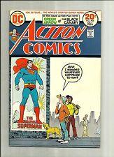 ACTION COMICS #428 1973 BRONZE AGE DC COMICS  GREEN ARROW BLACK CANARY