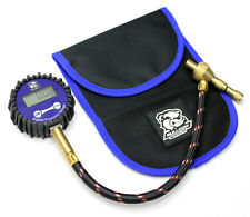 NEW Bulldog Rapid Off-Road Tire Deflator w/Digital 0-200 PSI Air Pressure Gauge
