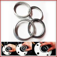 Kit 4 Anelli di Centraggio Per Cerchi Ruote OZ Alluminio (Scegli la tua misura)