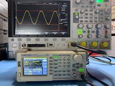 Siglent SDG810 30MHz Finction Arbitrary Waveform Generator Used Tested Ships Fre