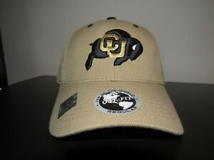 College Colorado University Buffaloes football cap/hat flex fit