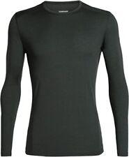 Icebreaker 200 Oasis LS Crew Shirt (M) Forestwood 415160285301