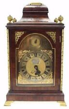 Victorian Antique Bracket Clocks with Westminster Chimes