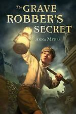 The Grave Robber's Secret-ExLibrary