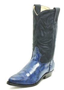 230 Westernstiefel Cowboy Line Dance Catalan Leder 4796 Snake Prime Boots 41