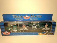 White Rose Collectibles 1/80 Diecast Peterbilt Semi Truck Mariners MLB Ichiro