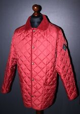 Henry Lloyd mens quilted jacket coat Size M
