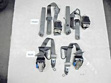 1998-2002 Camaro Z28 Retractable Seat Belts- Full Set