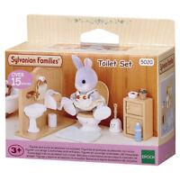 SYLVANIAN Families Toilet Set Dolls Furniture 5020