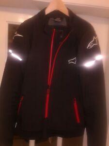 Alpinestars Ride Out Sektor Tech Hoodie Mens Motorcycle Jacket XL