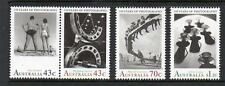 AUSTRALIA MNH 1991 SG1291-94 150 YEARS OF PHOTOGRAPHY SET OF 4