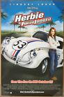 Внешний вид - HERBIE FULLY LOADED DVD MOVIE POSTER 1 Sided ORIGINAL 26x40 LINDSAY LOHAN