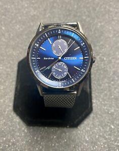 Citizen Eco-Drive Men's Watch, 8723-R010735