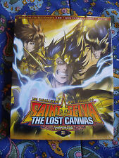 BLU-RAY - Saint Seiya The Lost Canvas -  Temporada 2 - Nueva - Ed Coleccionista