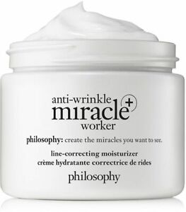 Anti-Wrinkle Miracle Worker Line-Correcting Moisturizer by Philosophy, 0.5 oz