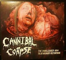 Cannibal Corpse - the unreleased 1994 deathboard recording (Digi CD), NEW