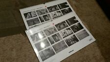 LEICA HALL OF FAME RENE' BURRI CALENDAR ULTRA RARE NEW SEALED TOP ZUSTAND