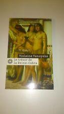 Violaine Vanoyeke - Le trésor de la reine-cobra