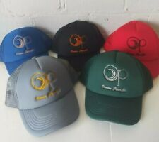 JOB LOT X5 NEW OCEAN PACIFIC TRUCKER CAPS HATS MENS WOMENS