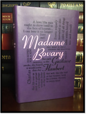 Madame Bovary by Gustave Flaubert New Textured Soft Leather Feel Collectible