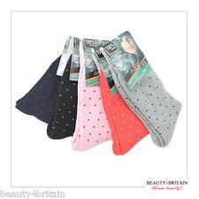 30 x Femmes Chaussettes Chaud Coton Épais quotidien des modèles différents